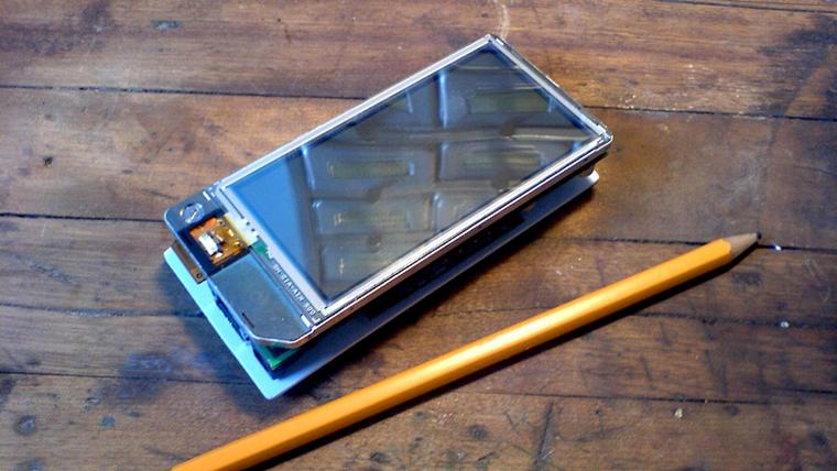 Nokia Prototyping System