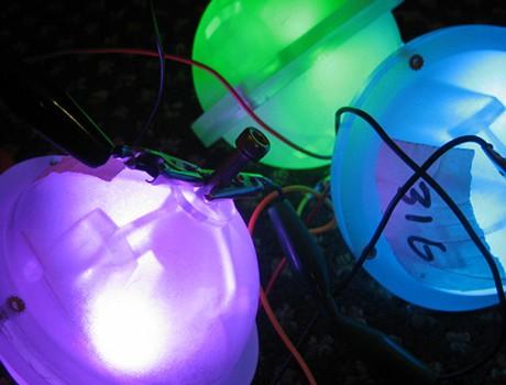 Mid-Ocean LED Globes