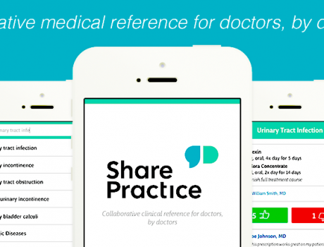 SharePractice Code Reorg.